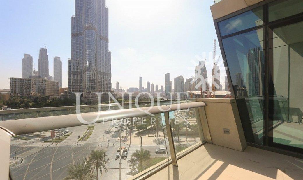 Full Burj Khalifa View | Best Priced | RENTED
