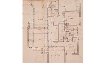 Detached house T7, 1920m2 Ground, Garage, pool, garden.