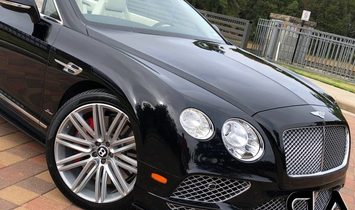 Bentley Continental GTC Speed CLA