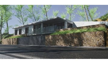 Ecological house with an attractive design in Calonge