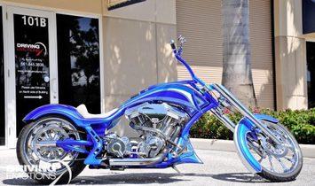 TNT Chopper Custom Pro Street