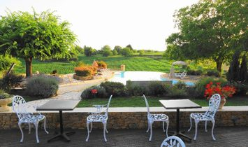 Dpt Dordogne (24), for sale MEYRALS charming property P20 of 500 m²