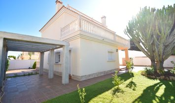 Luxury villa in Cabo Roig