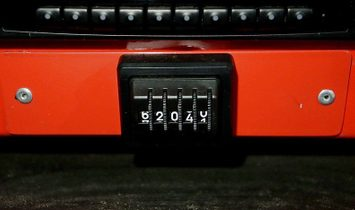 1980 Volkswagen Iltis Type 83