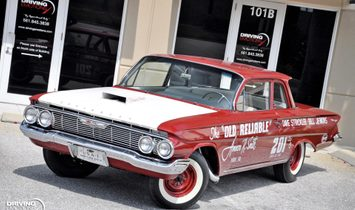 Chevrolet Biscayne Coupe 409 The Old Reliable Tribute