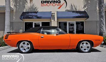 Plymouth Barracuda Convertible