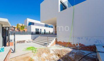 New building in Balcon de Finestrat.