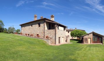 Multifunctional Agriculture Farm In San Gimignano