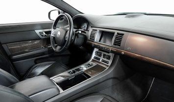 2012 Jaguar XF XFR