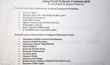 Ford Galaxie Custom 500