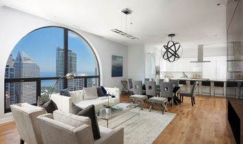 Full Floor Penthouse With Astounding Private Terrace