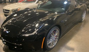 2015 Chevrolet Corvette Stingray 3LT