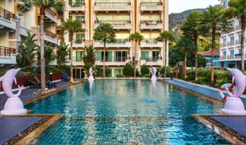 Phuket VIlla Patong - One-Bedroom Apartment for Rent
