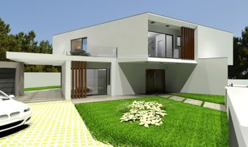 Detached house T4, land 500m2, swimming pool-Aroeira