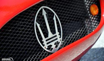 Maserati A6GCS Barchetta Recreation