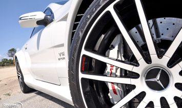 Mercedes-Benz SL65 AMG Black Series RENNtech