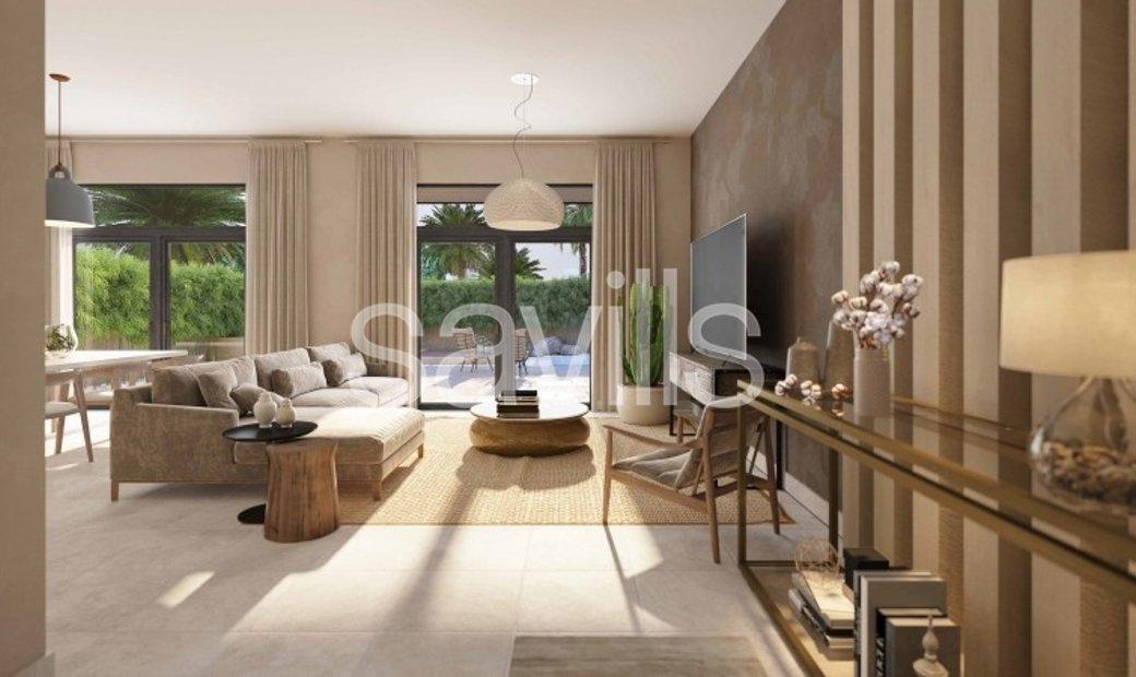 AlJurf SHADEN VILLAS 2,3,& 4 Bed villas