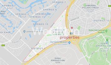 Exclusive 2 Adjacent Plots for Villa G+1