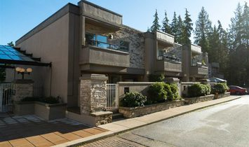 Contemporary Townhome