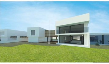 New T3 townhouse with pool-Verdizela