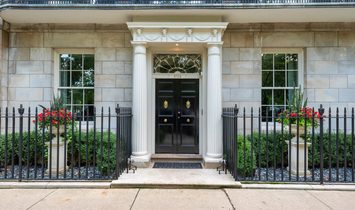 Historically Significant Gorgeous Row Home