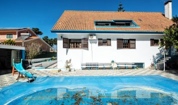 Detached house T6, plot 1144m2, swimming pool
