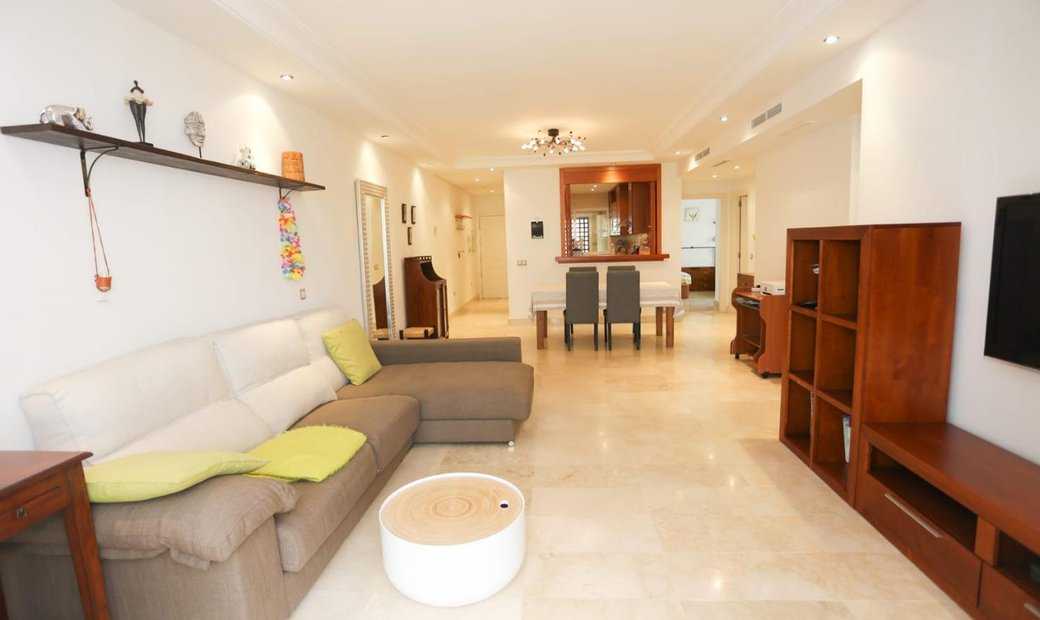 Costa del Sol Occidental - Zona de Marbella Flat
