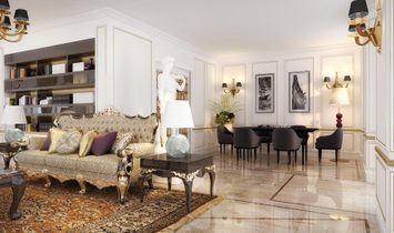 Luxury villa on Lake Como