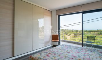 Sale of modern villa with sea view in Porches, Algarve, Portugal