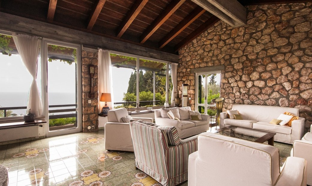 Tuscan Villa With Breathtaking Views Of Monte Argentario