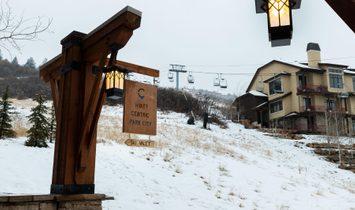 Catch First Tracks At Park City Resort!