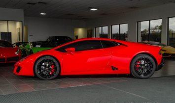 2018 Lamborghini Huracan LP580-2
