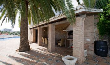 Malaga Exceptional Estate with unique historical heritage with stunning sea and coast views