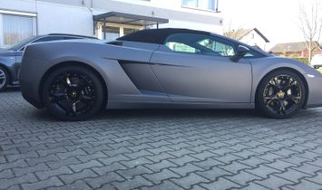 2008 Lamborghini Gallardo Spyder awd