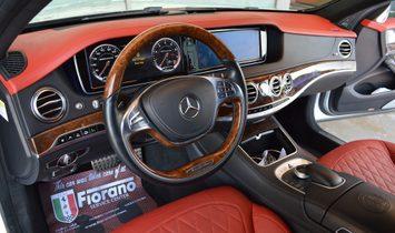 2014 Mercedes-Benz S 63 rwd