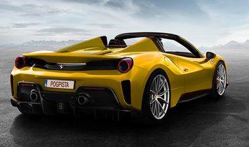 2019 Ferrari Pista Aperta