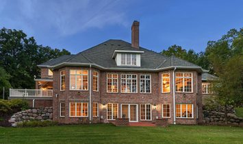 Breathtaking All Brick Colonial Residence