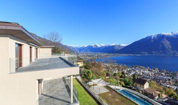 Wohnung in Brione sopra Minusio, Tessin, Schweiz 1