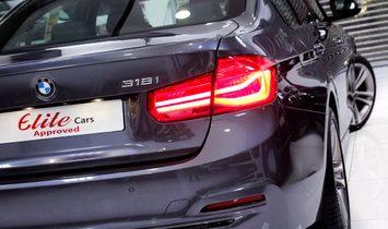 BMW 318i SPORTLINE 2018