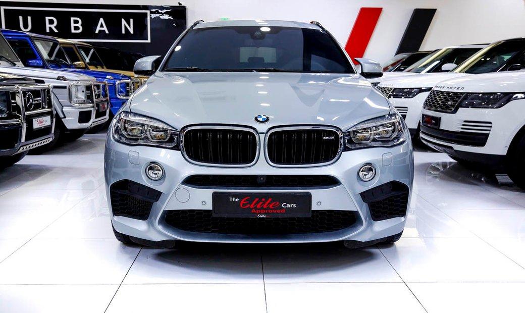 BMW X6 M POWER 2019
