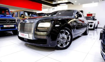 ROLLS ROYCE GHOST 4 BUTTON 2014