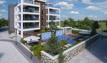 Flat 162 sqm in Limassol, Cyprus