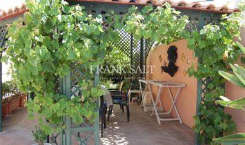 Furnished Semi-detached Villa Madliena