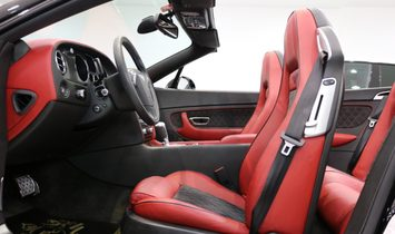 2011 Bentley Continental Supersports awd