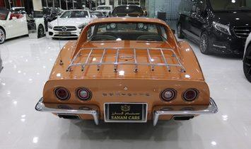 1972 Chevrolet Corvette Sting Ray awd