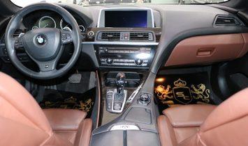 2013 BMW 650 awd