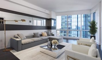 Fabulous One Bedroom In The Prestigious 77 Hudson!