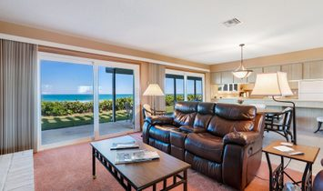 Incredible Oceanfront Property Featuring Over 135' Of Ocean Frontage