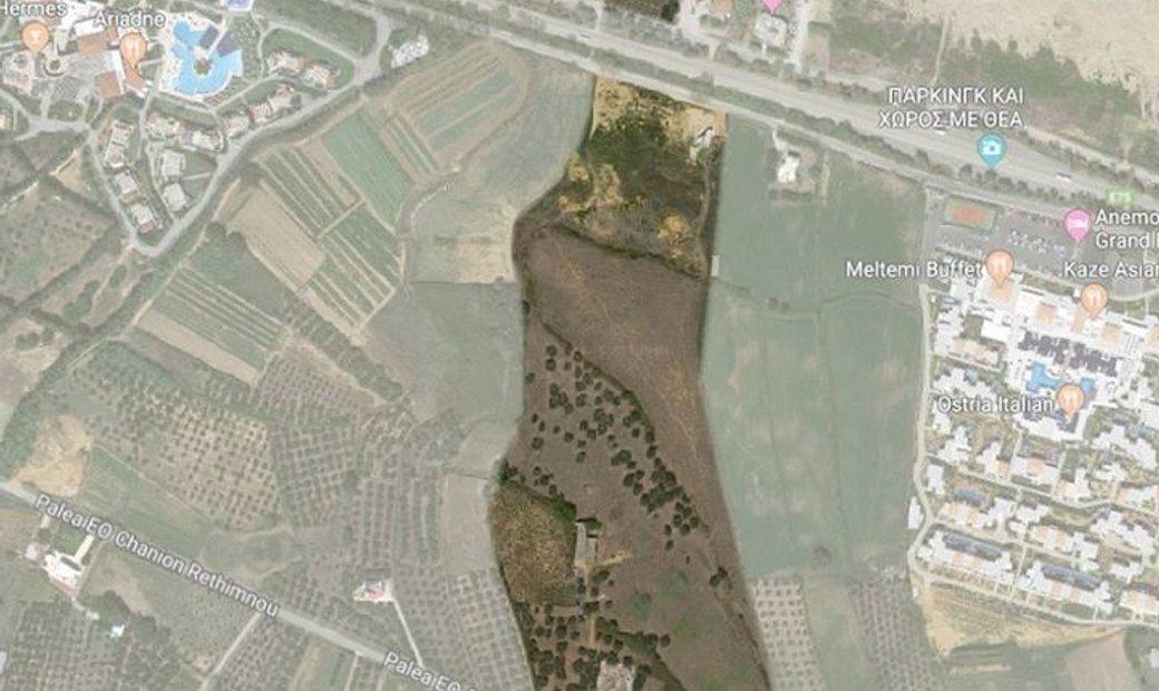 Land in city Georgioupoli
