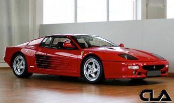 Ferrari Testarossa 512M Ultra Rare CLA